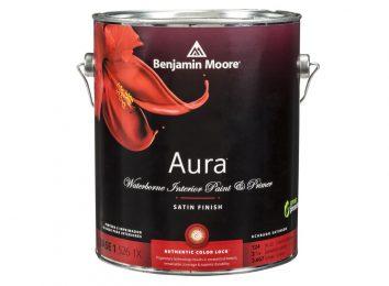 Benjamin Moore Aura Paint Reviews