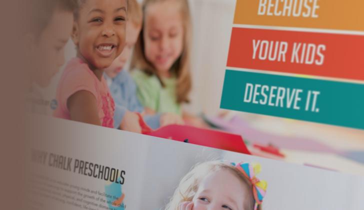 chalk preschool website