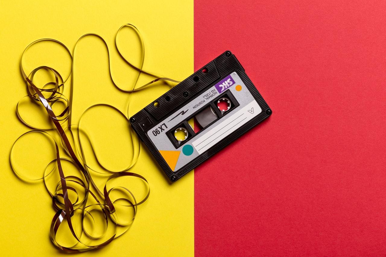 music mtv cassette