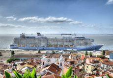 boat cruise ship sea