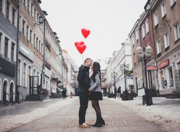 valentines romantic getaway