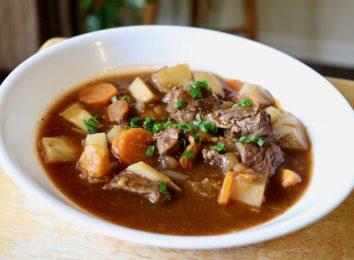 bowl irish stew