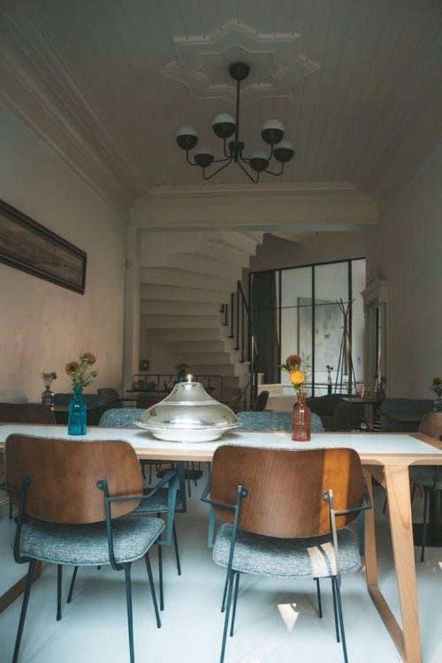 fancy inside house
