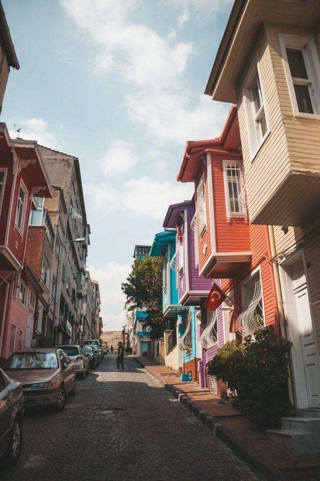 really nice neighborhood