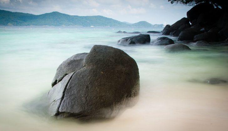 thailand coral island