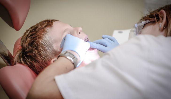 kids dentist tooth