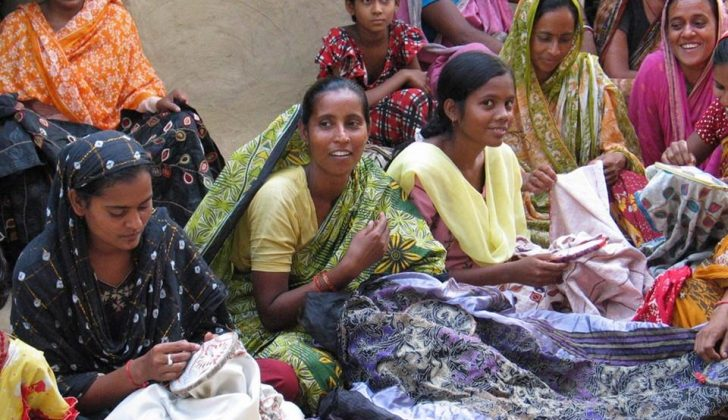 low income women working