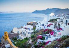 exploring greek islands