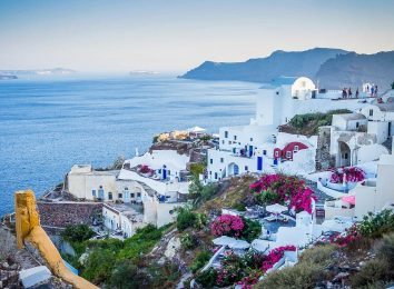 exploring greek islands
