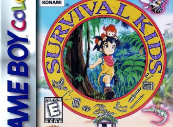 survival kids box cover