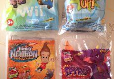 wendys kids Meal Toys