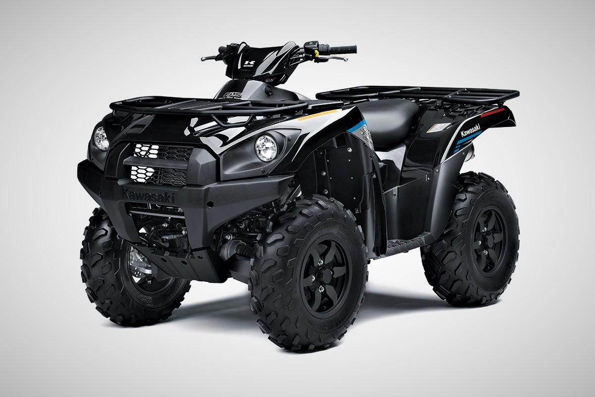 Most Reliable ATV Brands Kawasaki