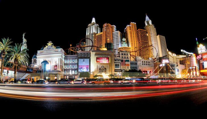 casino lights fun