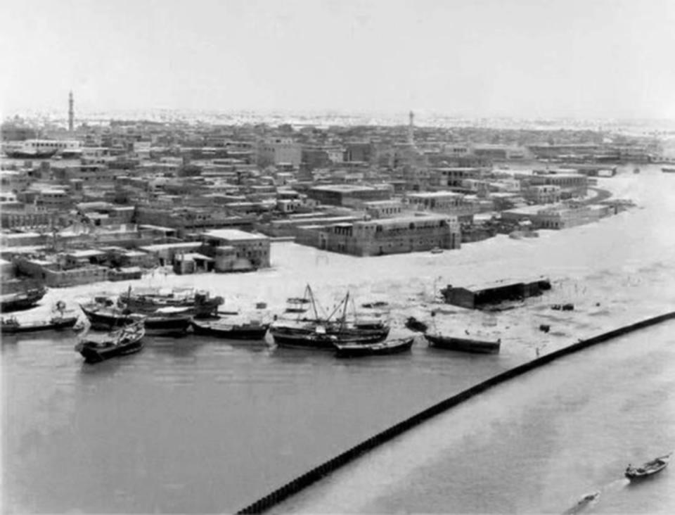 history of dubai