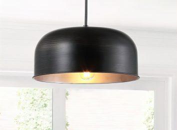 modern barn light